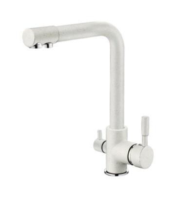 Смеситель для кухни с выходом под очищенную воду 4055w-3